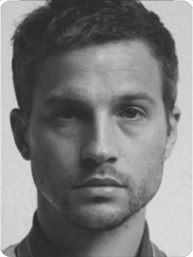 Logan Marshall-Green Headshot grayscale
