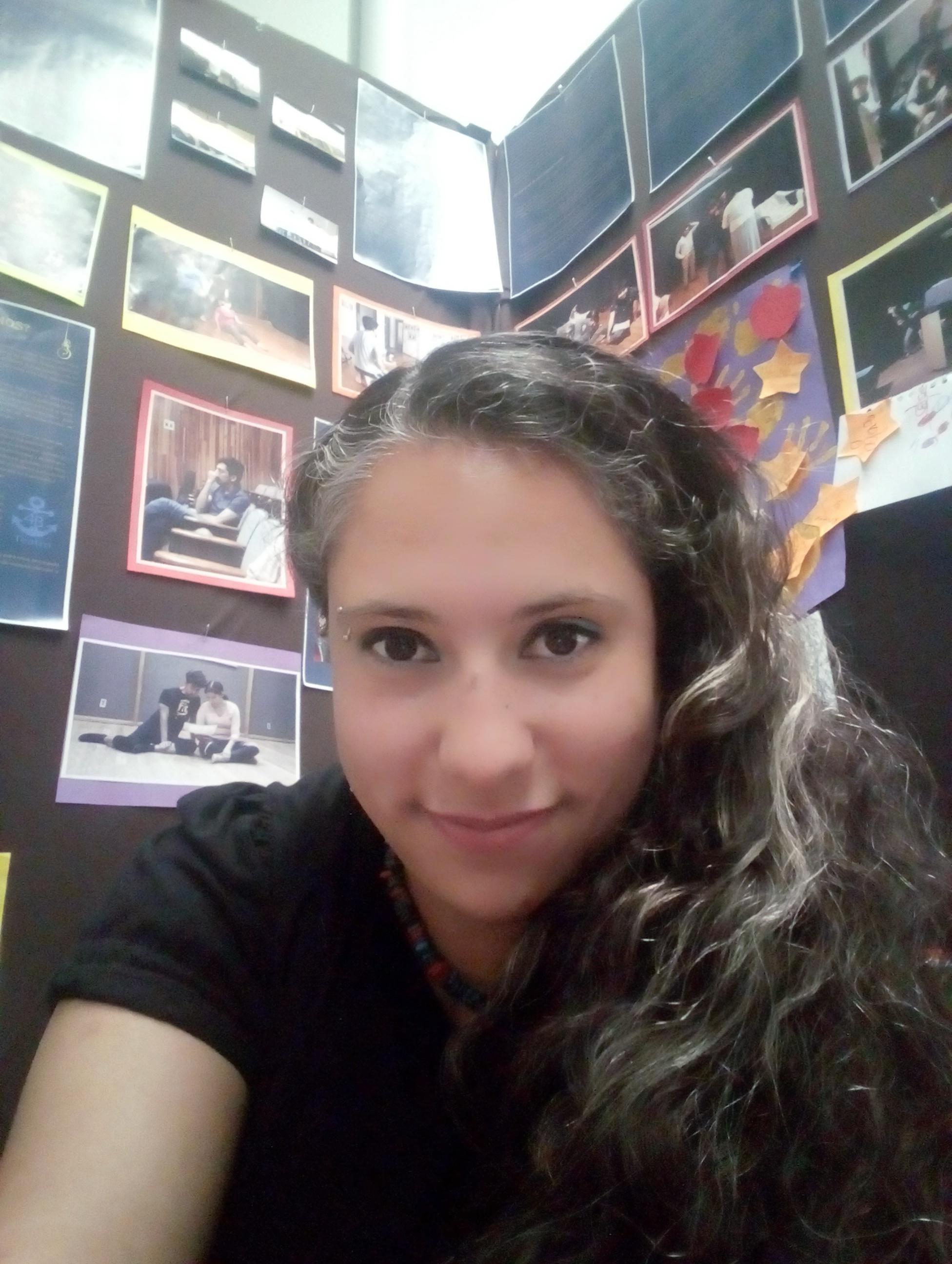 Lourdes Guzmán González Headshot