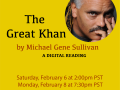 The Great Khan by Michael Gene Sullivan Poster