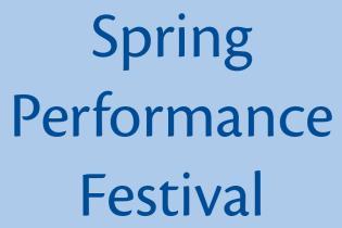 Spring Performance Festival